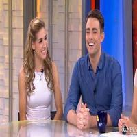 VIDEO: Jonathan Bennett, Allison Holker Talk Last Night's DWTS Elimination on GMA