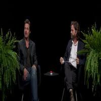 VIDEO: Brad Pitt & Zach Galifianakis Discuss Aniston, Acting & More on BETWEEN TWO FERNS