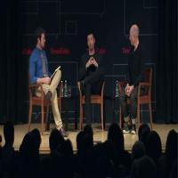 STAGE TUBE: Hugh Jackman and Ian Rickson Talk THE RIVER at Timestalks
