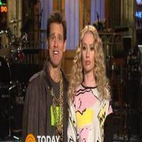 VIDEO: Sneak Peek - Jim Carrey & Iggy Azalea Prep for This Week's SNL!