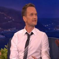 VIDEO: Neil Patrick Harris Bares All About His Sex Scenes on CONAN
