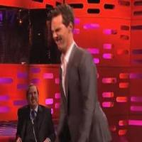 VIDEO: Benedict Cumberbatch Attempts 'The Beyonce Walk'