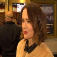 BWW TV: On the Red Carpet at THE LAST SHIP with Sarah Paulson, Bill Pullman, Lin-Manuel Miranda & More!