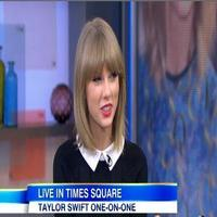 VIDEO: Taylor Swift Talks New Album '1989' on GMA!