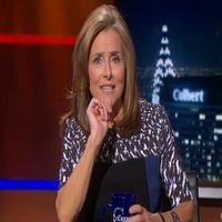 VIDEO: Meredity Vieira Talks ' Friendly Brush with Ebola' on COLBERT