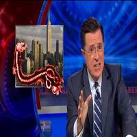VIDEO: Stephen Talks Ebola Patient in New York City on COLBERT REPORT