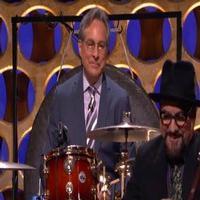 VIDEO: Max Weinberg Returns on Last Night's CONAN!
