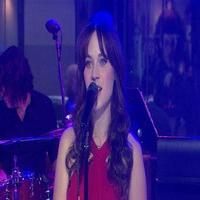 VIDEO: She & Him's Zooey Deschanel & M. Ward Perform Sinatra Classic & More on TODAY