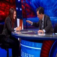 VIDEO: Stephen Takes on Gamergate on THE COLBERT REPORT
