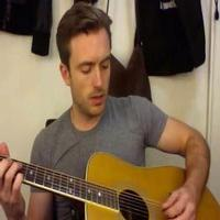 STAGE TUBE: IF/THEN's James Snyder Shows Off His Guitar Skills