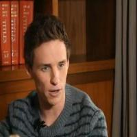 VIDEO: Eddie Redmayne Talks THE THEORY OF EVERYTHING, Meeting Stephen Hawking, and More