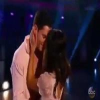 VIDEO: Janel Parrish Channels 'Romeo & Juliet'; Receives Perfect Score on DWTS!