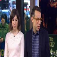 VIDEO: Fred Armisen, Carrie Brownstein Talk New PORTLANDIA Cookbook on GMA