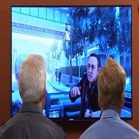 VIDEO: CONAN Meets Digitzed Kevin Spacey in 'Call Of Duty: Advanced Warfare'