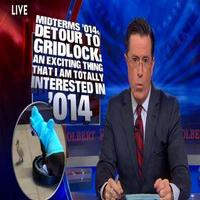 VIDEO: Stephen Stays Up Past Bedtime to Provide Midterm Election Coverage on COLBERT