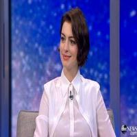 VIDEO: Anne Hathaway Talks New Film 'Interstellar' on GMA