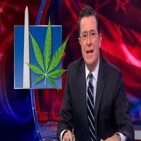 VIDEO: Stephen Talks Legalized Marijuana in Washington D.C. on COLBERT