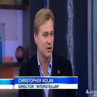 VIDEO: Director Christopher Nolan Talks Sci-fi Thriller INTERSTELLAR on GMA