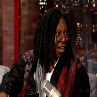 VIDEO: Whoopi Goldberg Remembers Robin Williams on LATE SHOW