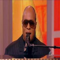 VIDEO: Stevie Wonder Talks Upcoming Tour; Writes Song for THE VIEW