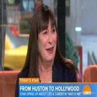 VIDEO: Anjelica Huston Talks Violent Relationship with Ryan O'Neal on TODAY