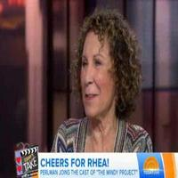 VIDEO: Rhea Perlman Talks Joining Cast of 'The Mindy Project' on TODAY