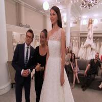 STAGE TUBE: Sneak Peek - Tony Winner Sutton Foster Appears on Tonight's SAY YES TO THE DRESS on TLC