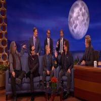 VIDEO: Conan Welcomes Cast of SONS OF ANARCHY - Watch All the Clips!