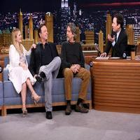 VIDEO: Drew Barrymore, Farrelly Bros & Jimmy Discuss 'Fever Pitch' on TONIGHT