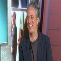 VIDEO: Jon Stewart Talks Directing Upcoming Film 'Rosewater' on TODAY