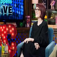 VIDEO: Megan Mullally Dishes on Co-Stars, Talks Stage Show 'Karen the Musical' on WATCH WHAT HAPPENS!