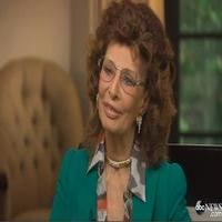VIDEO: Sophia Loren Discusses New Memoir, Film Career in Rare Interview
