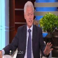 VIDEO: Former President Clinton Reveals Love for 'Grey's Anatomy' on ELLEN