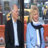 VIDEO: Alan Alda, Candice Bergen Talk Broadway's LOVE LETTERS on 'Today'
