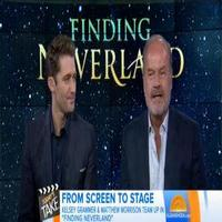 VIDEO: Kelsey Grammer, Matthew Morrison Talk Co-Starring in Broadway's FINDING NEVERLAND