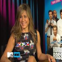 VIDEO: Jennifer Aniston Reveals HORRIBLE BOSSES 2 Character is 'Insanely Wrong'