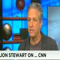 VIDEO: Jon Stewart Says CNN is 'Similar to the Doll Chucky'