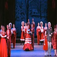 BWW TV: WHITE CHRISTMAS Celebrates Opening Night at Dominion Theatre!