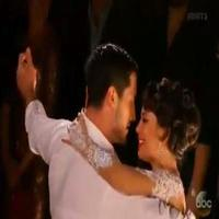 VIDEO: Janel Parrish Paso Dobles Her Way Into the Finals on DWTS