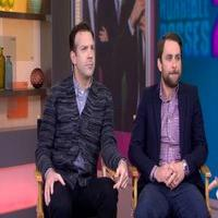 VIDEO: Charlie Day, Jason Sudeikis Talk New Comedy HORRIBLE BOSSES 2 on GMA