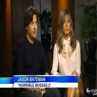 VIDEO: Jennifer Aniston and Jason Bateman Talk HORRIBLE BOSSES 2 on GMA