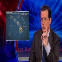 VIDEO: Stephen Responds to Global Warming Skeptics on COLBERT