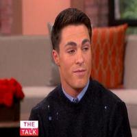 VIDEO: Colton Haynes Chats 'Arrow', 'Flash' Crossover Event on THE TALK