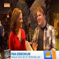 VIDEO: 'Today' Visits The Lost Boys on Set of PETER PAN LIVE!
