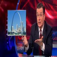 VIDEO: Stephen Mocks Ferguson Fallout on COLBERT REPORT