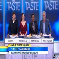 VIDEO: Stars of ABC's THE TASTE Talk Series Return on GMA