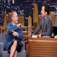 VIDEO: Author David Sedaris Talks New Book & More on TONIGHT SHOW