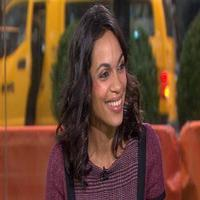 VIDEO: Rosario Dawson Talks New Film TOP FIVE & More on 'Today'