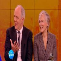 VIDEO: Glenn Close, John Lithgow Talk Broadway's A DELICATE BALANCE on 'The View'