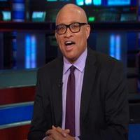 VIDEO: Larry Wilmore Chats New Talk Show, Ferguson & More on THE DAILY SHOW
